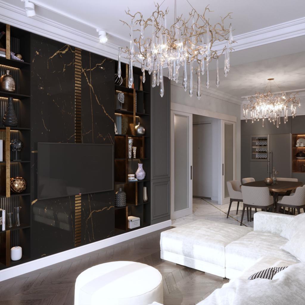 Апартаменты в ЖК «Элитный дом Реномэ»
