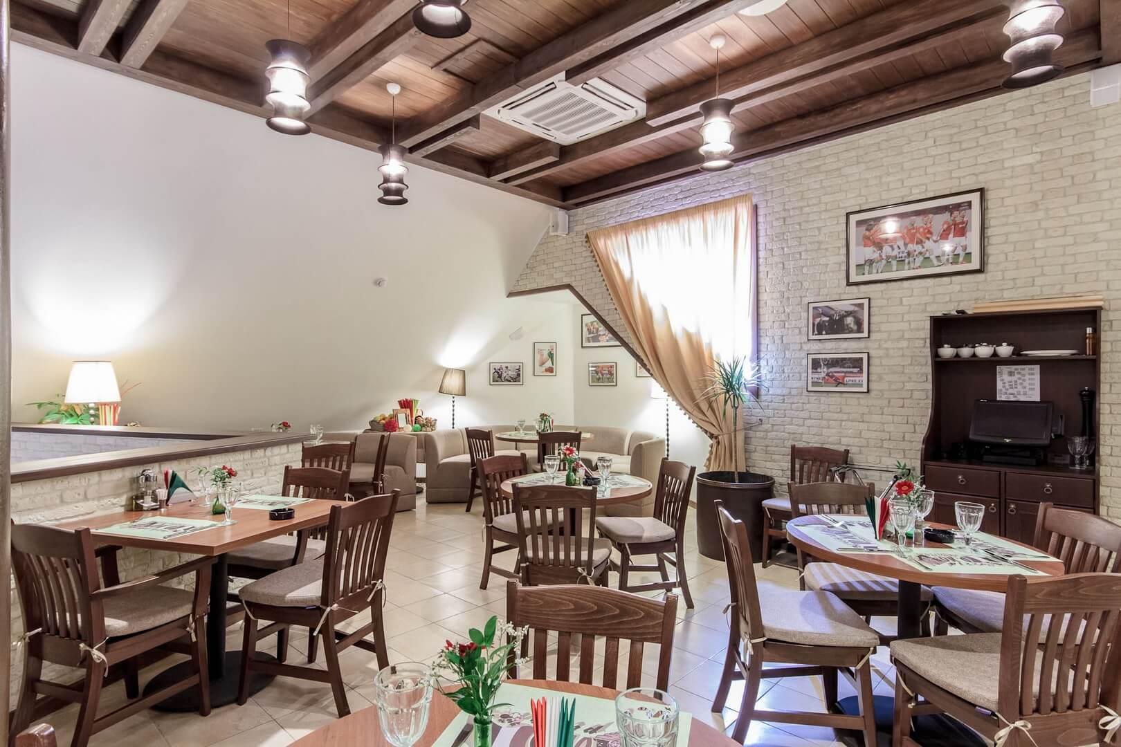 Ресторан Локо-Пицца