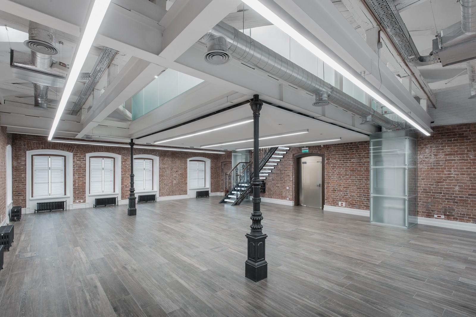 Офис для компании Новая недвижимость