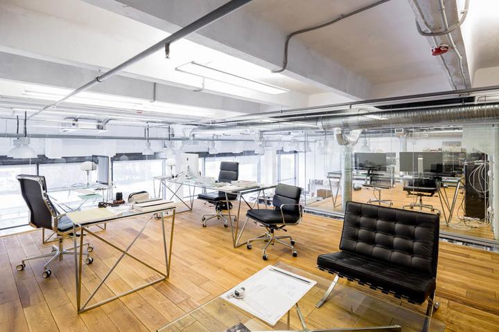 Офис Kleinewelt Аrchitekten